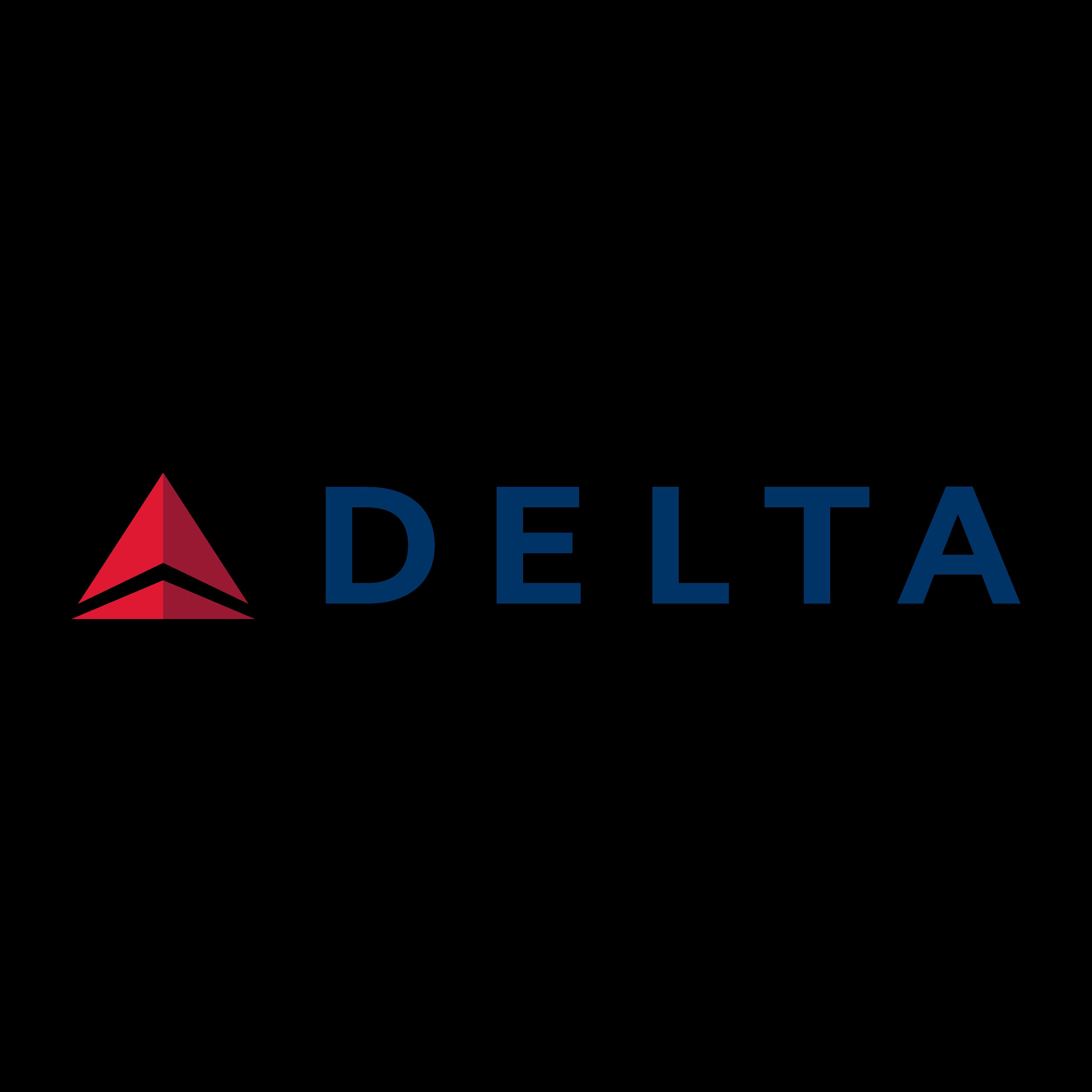 delta air lines logo 0 - Delta Air Lines Logo