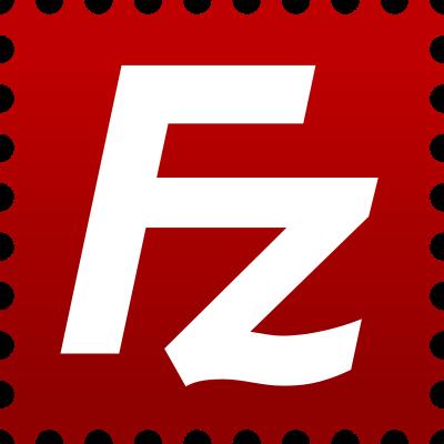 filezilla logo.