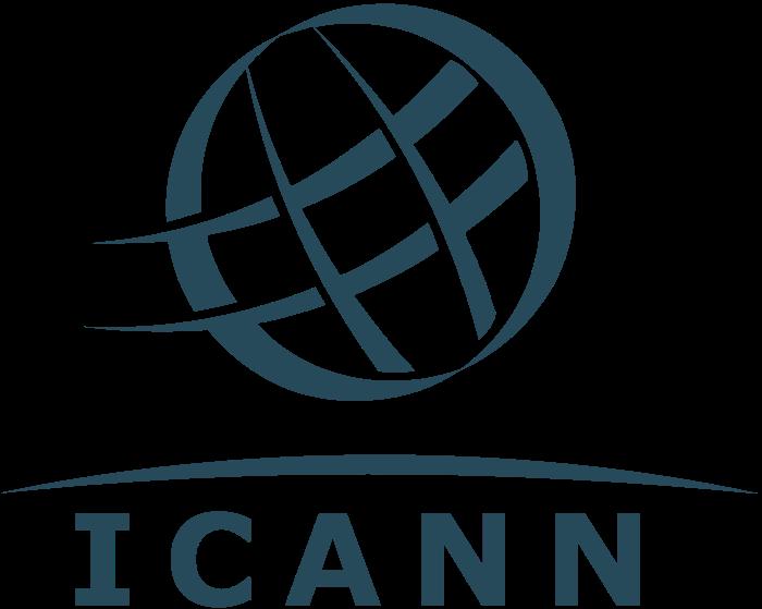 Icann logo.