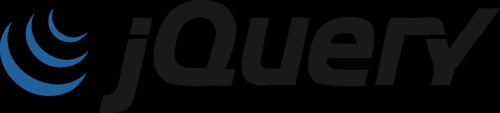 Jquery logo.