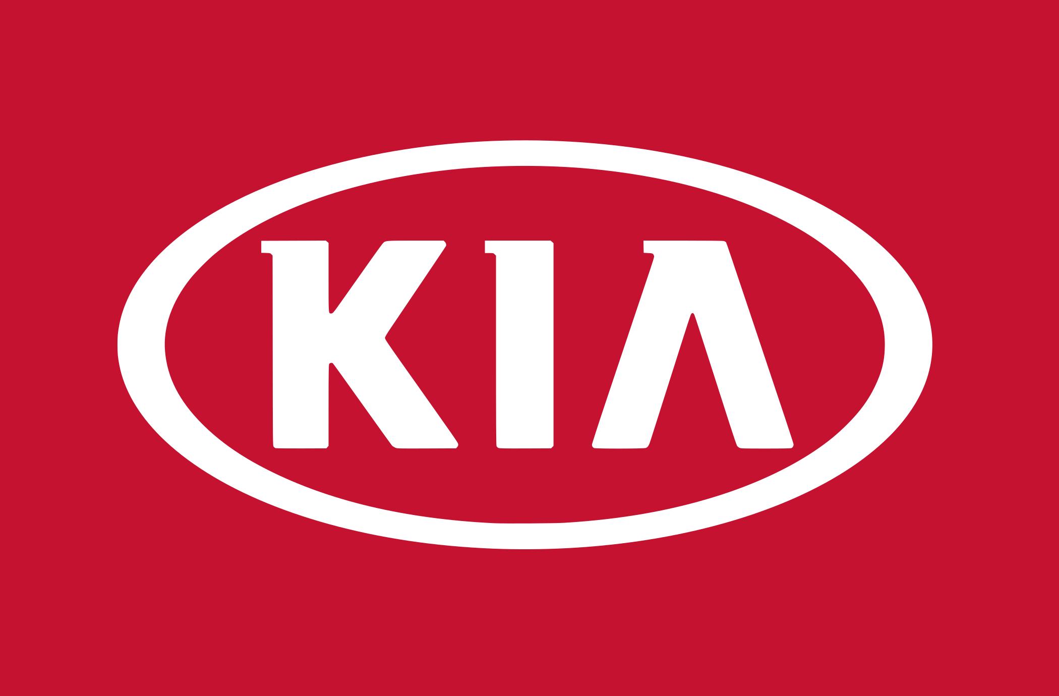 kia logo 3 - Kia Motors Logo