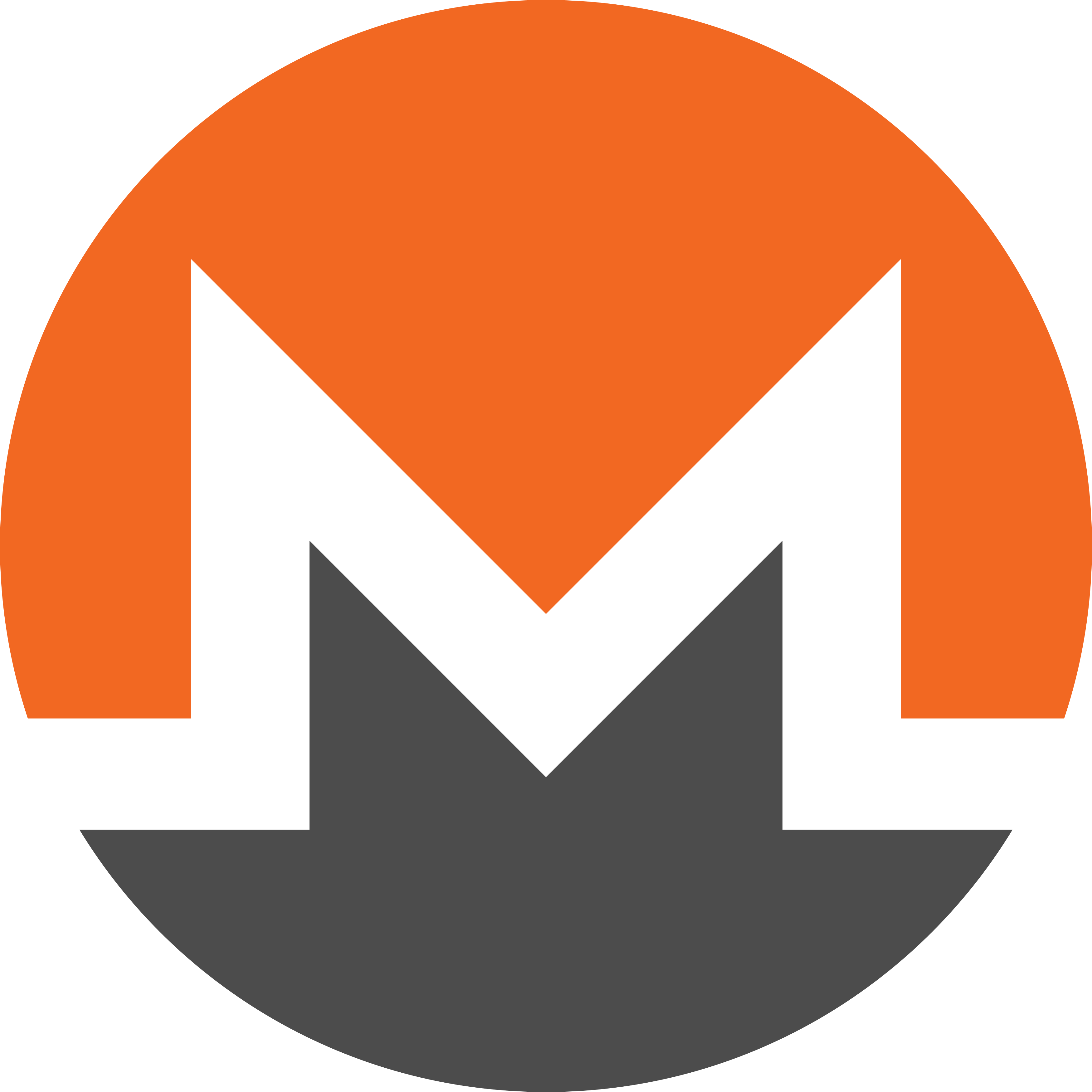 Monero Logo.
