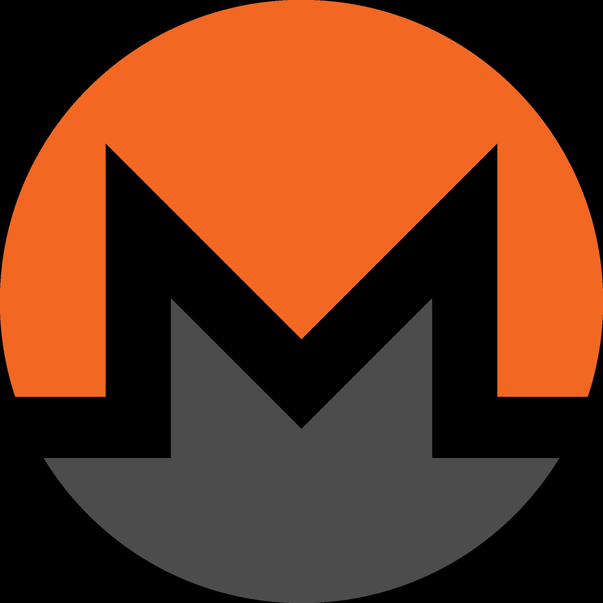 monero logo 3 - Monero Logo