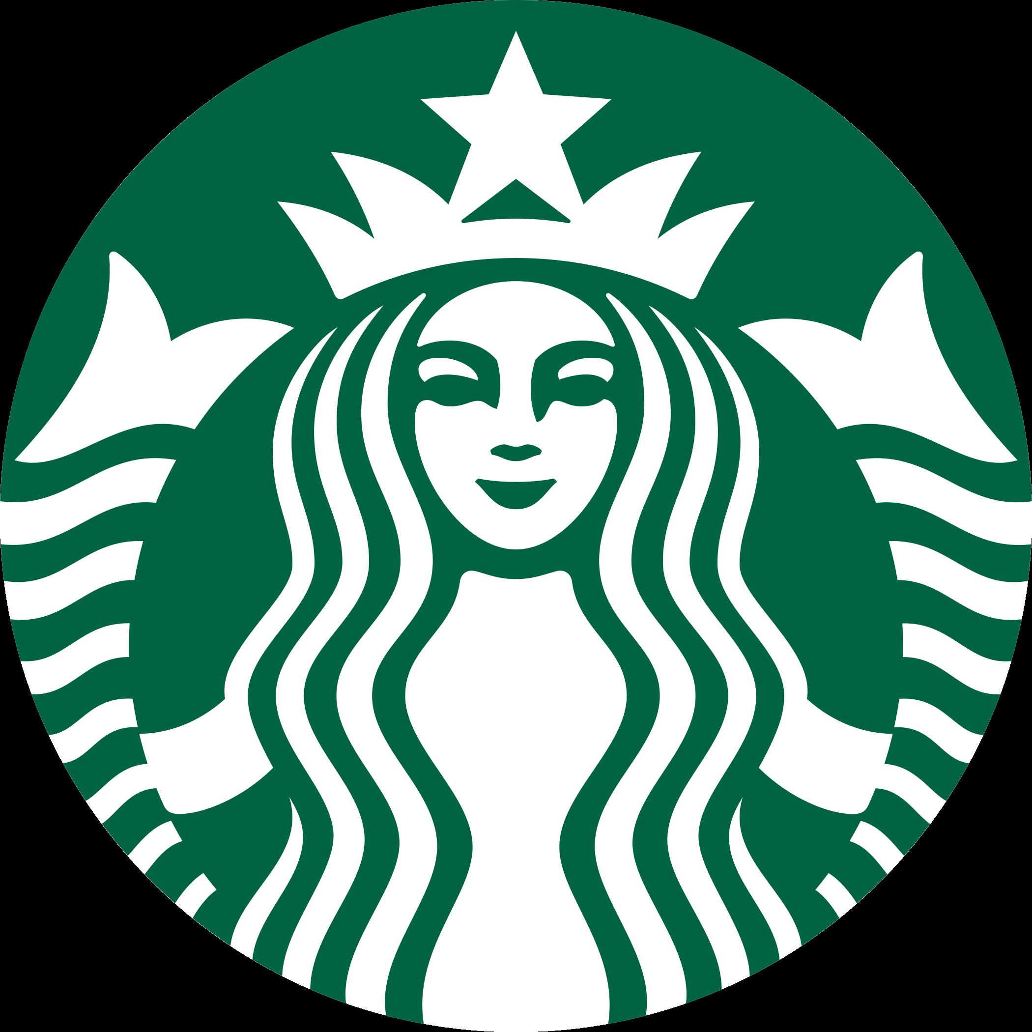 starbucks logo 1 - Starbucks Logo