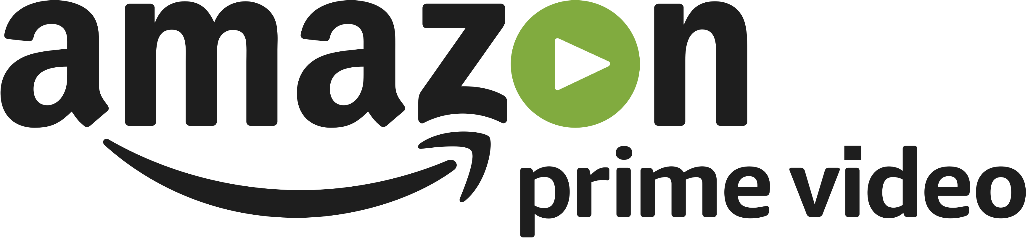 amazon prime video logo - Amazon Prime Video Logo