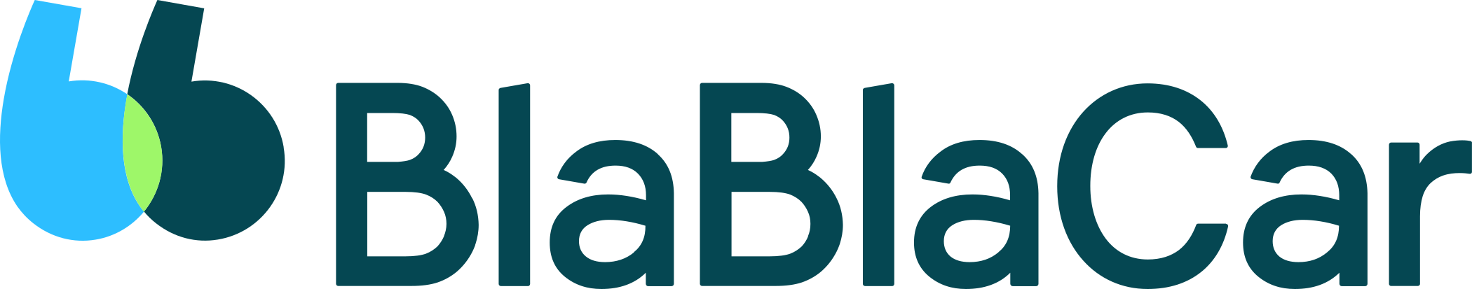 blablacar logo 2 1 - Bla Bla Car Logo