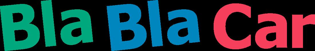 Bla Bla Car logo.