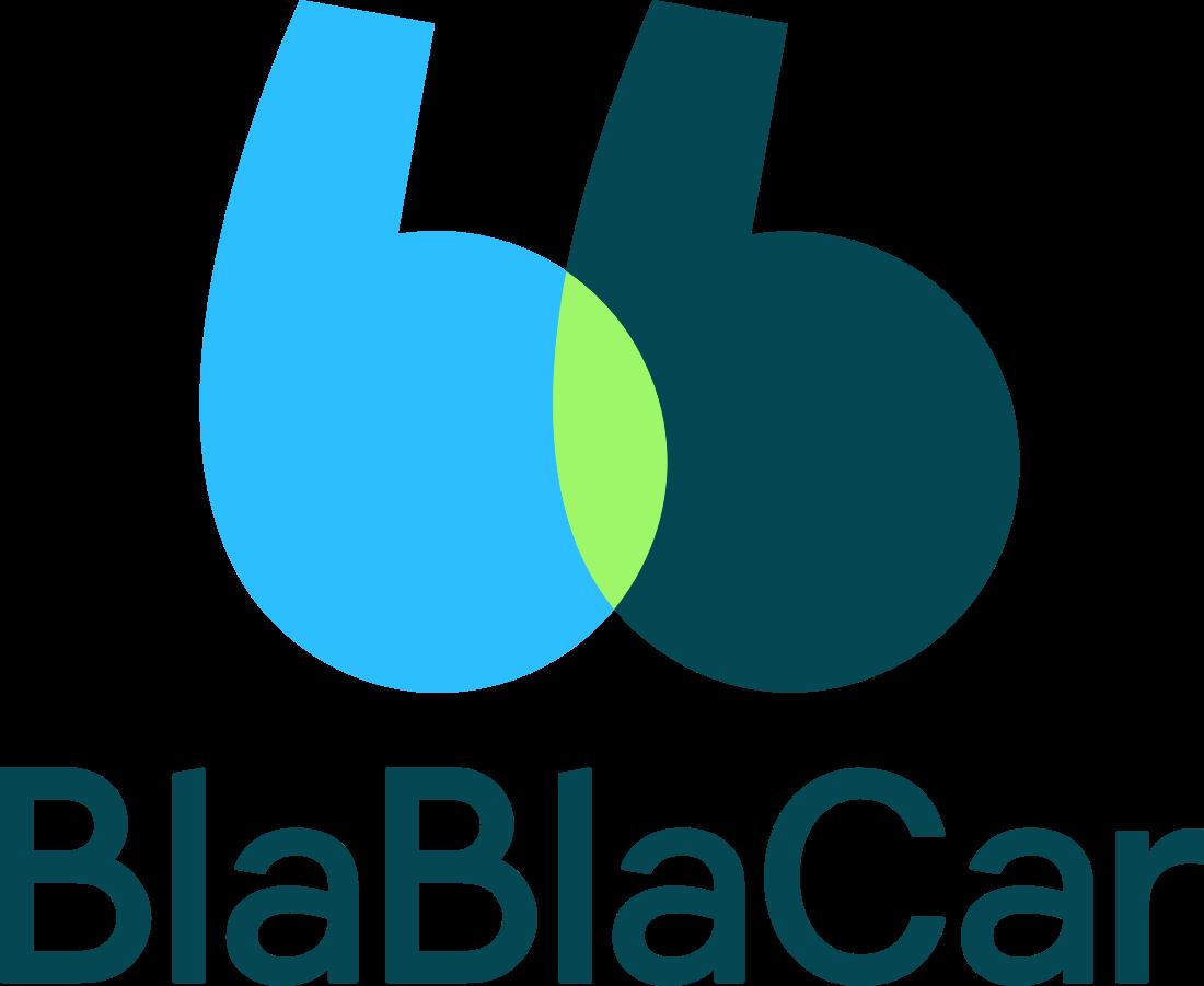 blablacar logo 7 1 - Bla Bla Car Logo
