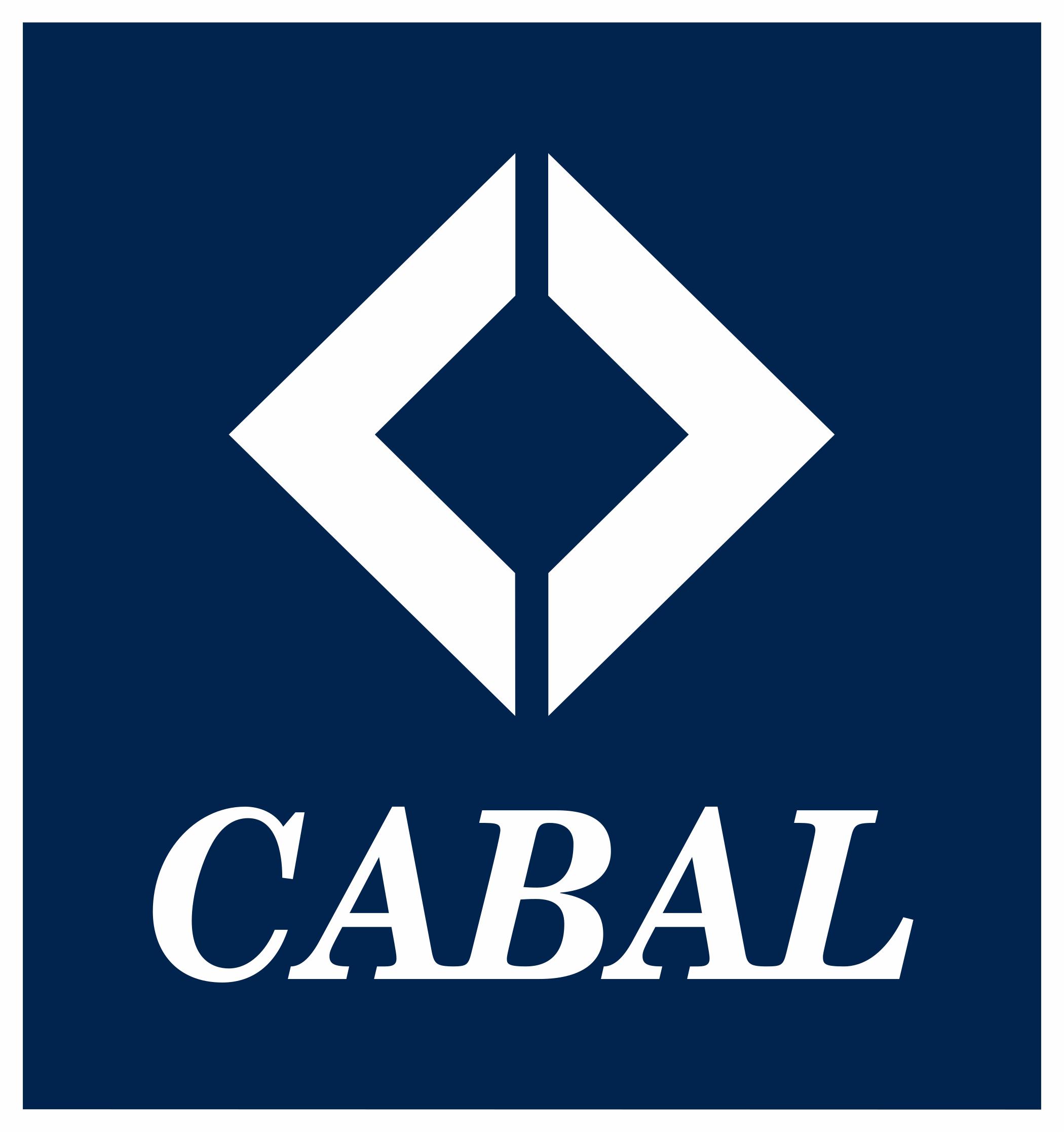 cabal logo cartao 1 - Cabal Logo - Cartão Cabal Logo