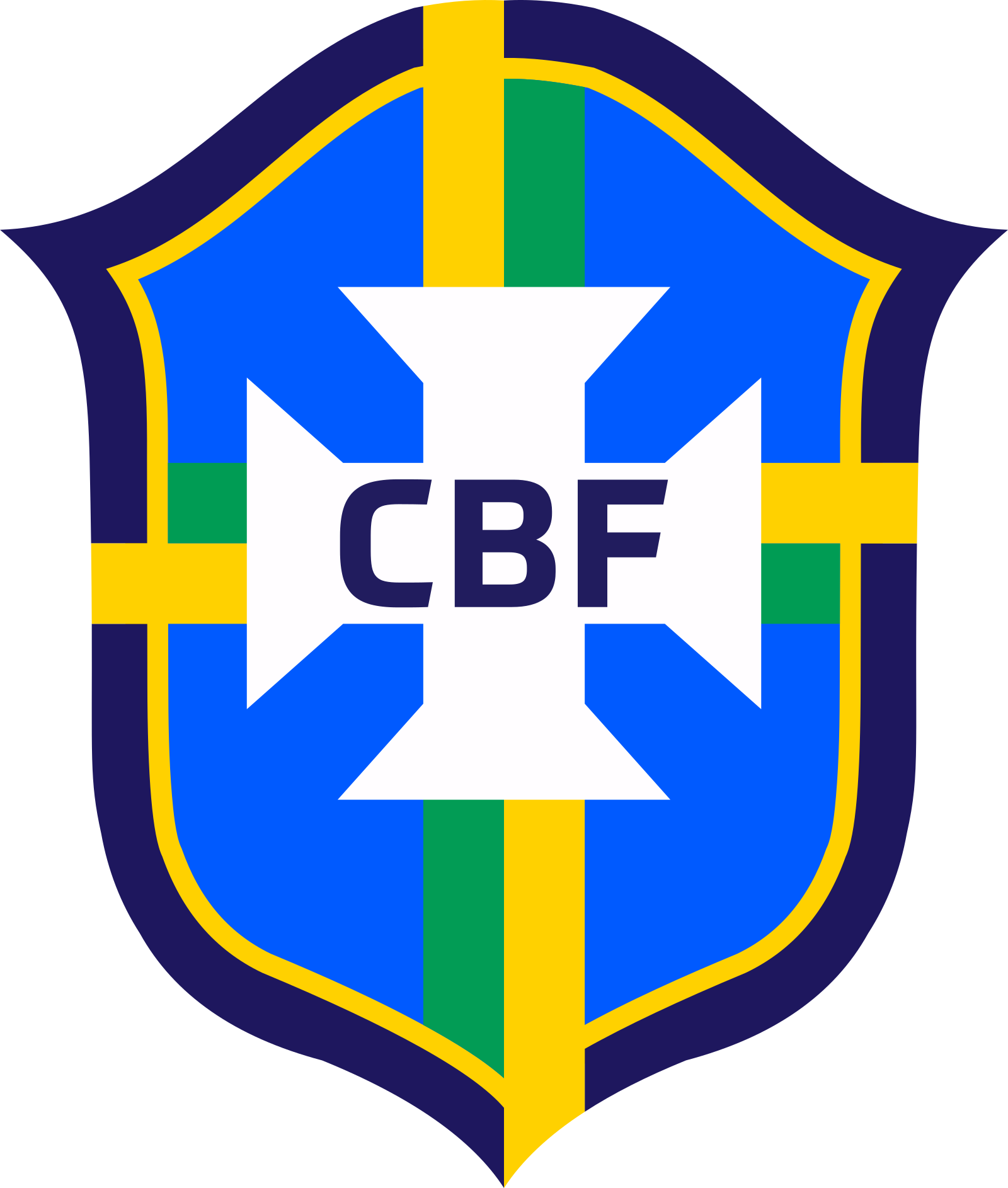 cbf logo selecao logo brasil 5 - CBF Logo - Confederação Brasileira de Futebol Logo