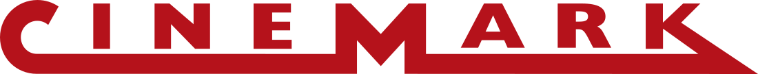 Cinemark logo.