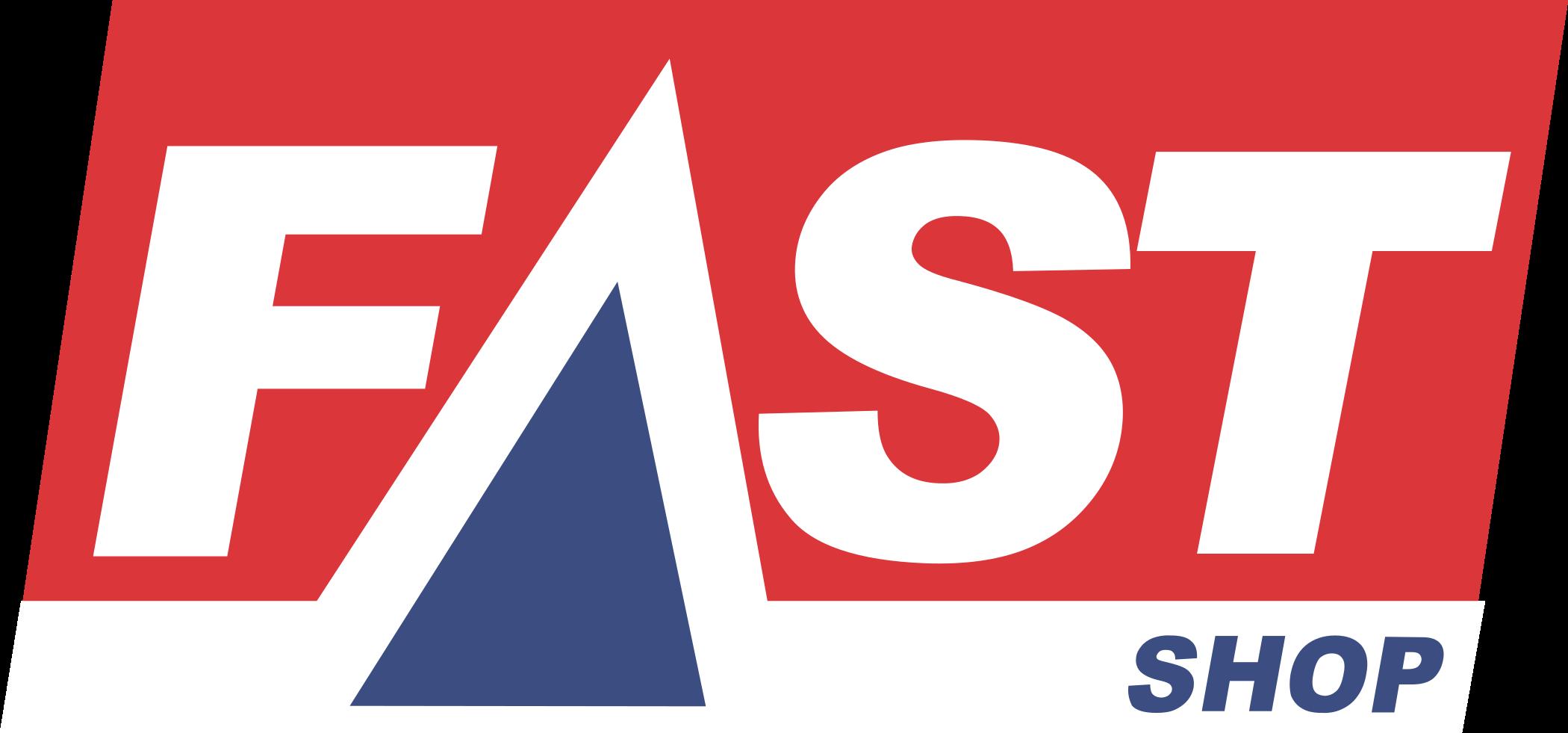 Fast Shop logo.