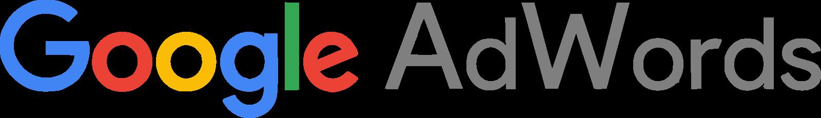 google adwords logo 4 - Google AdWords Logo