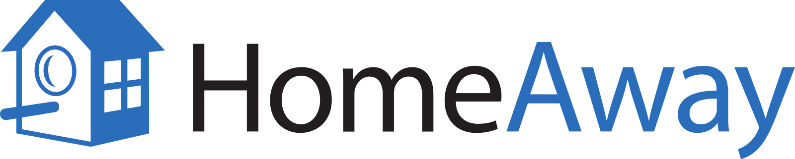 Homeaway logo.