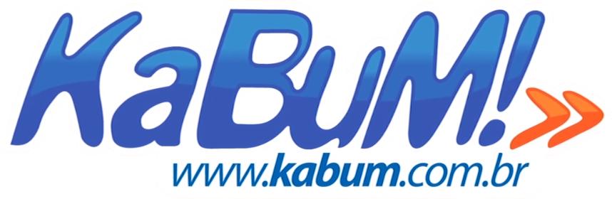 Kabum logo.