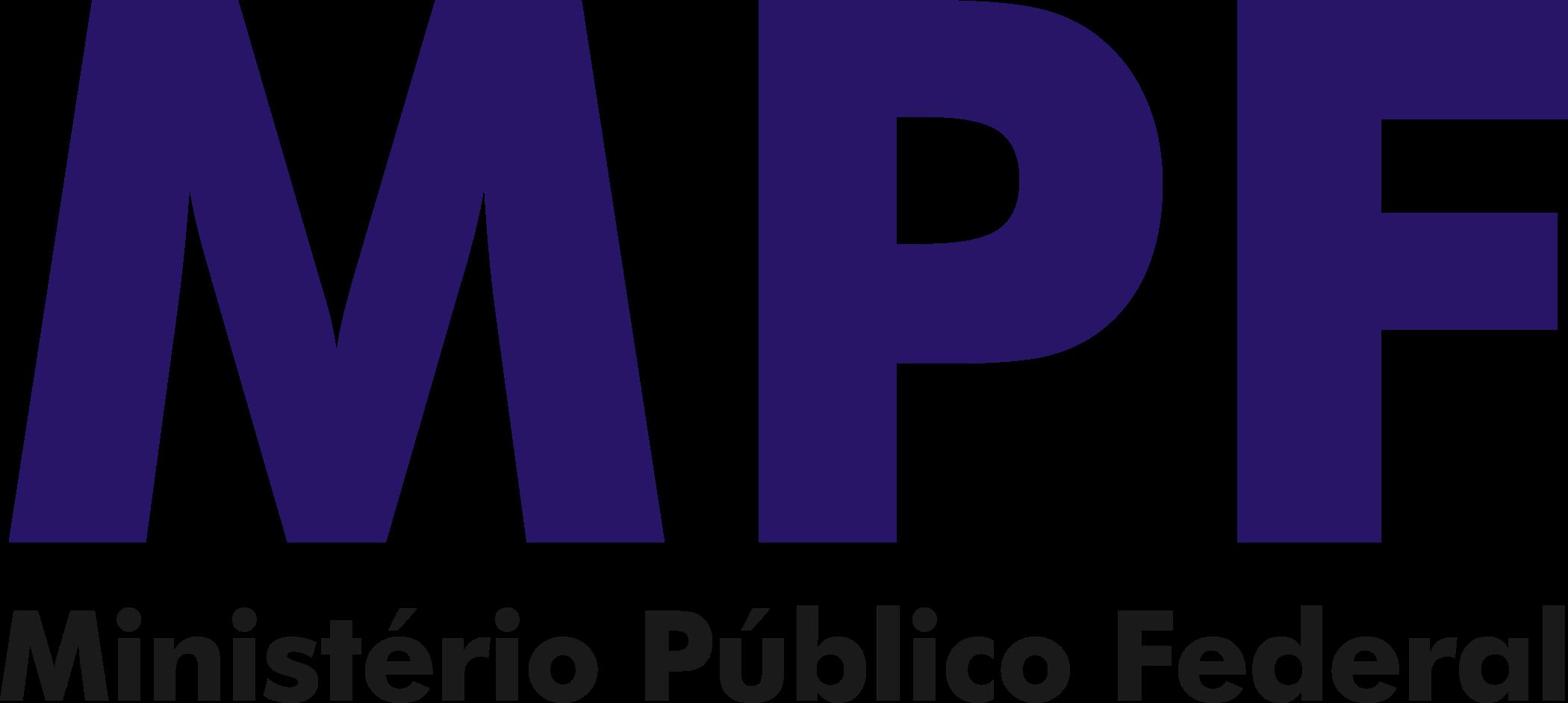 mpf logo ministerio publico federal 1 - MPF Logo - Ministério Publico Federal Logo