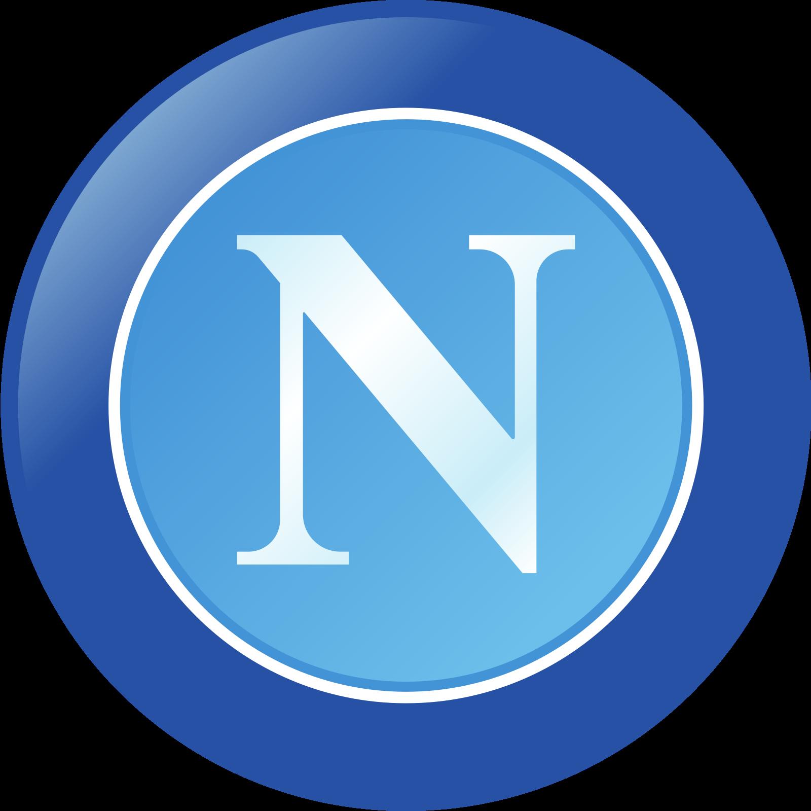 napoli logo escudo 2 - Napoli Logo - Escudo