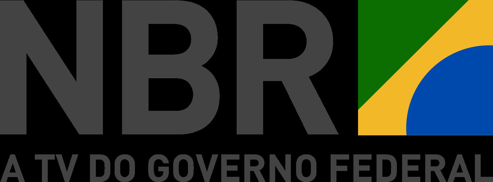 NBR, TV Nacional do Brasil Logo.