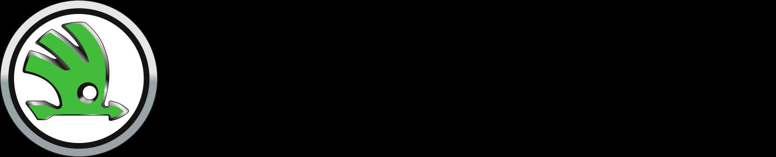 Škoda Auto logo.