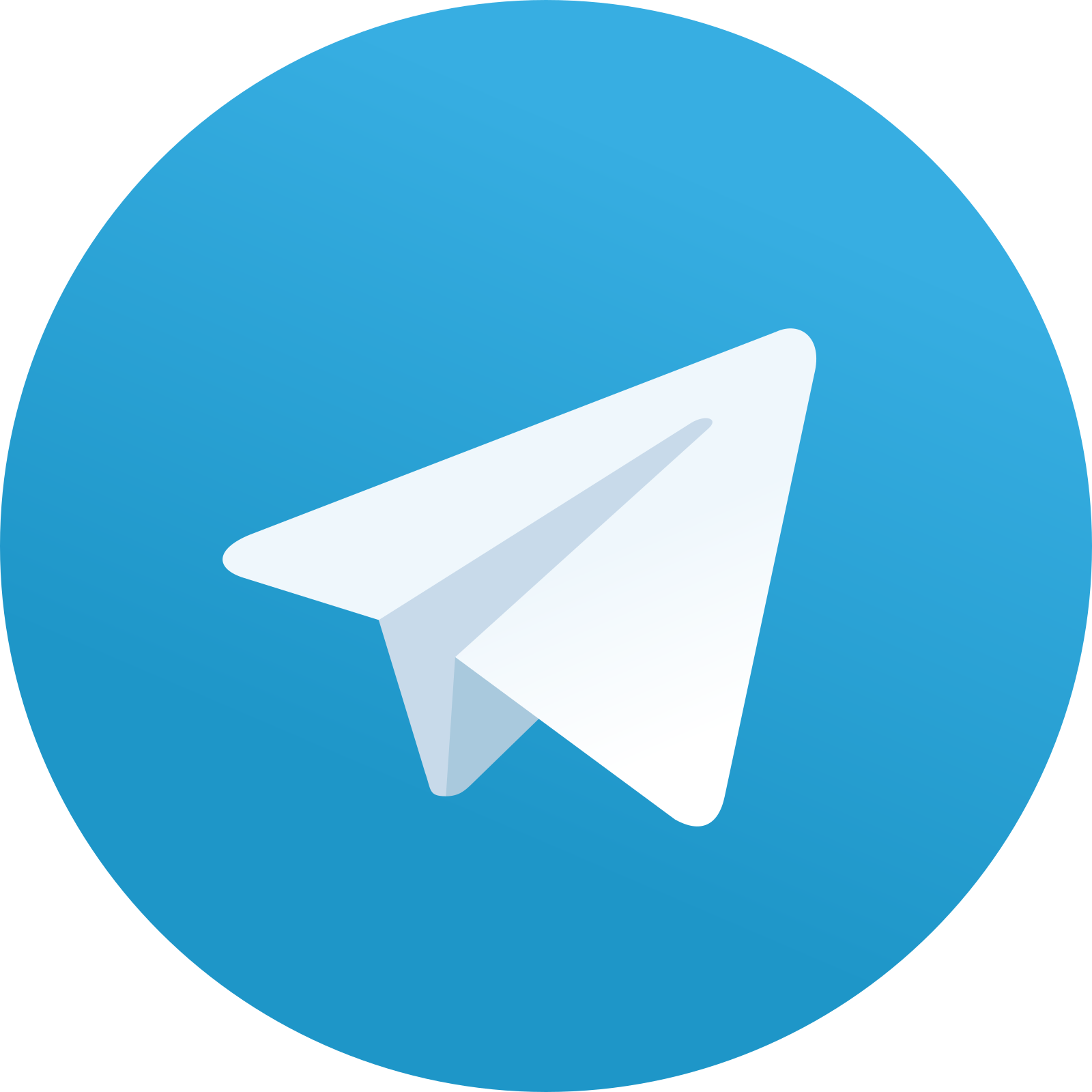 telegram logo 2 - Telegram Logo