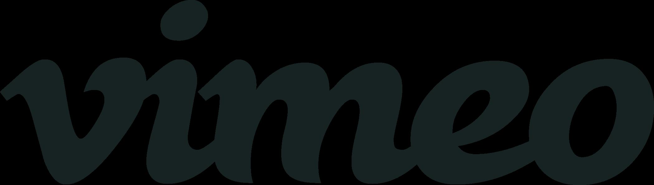 Vimeo Logo.