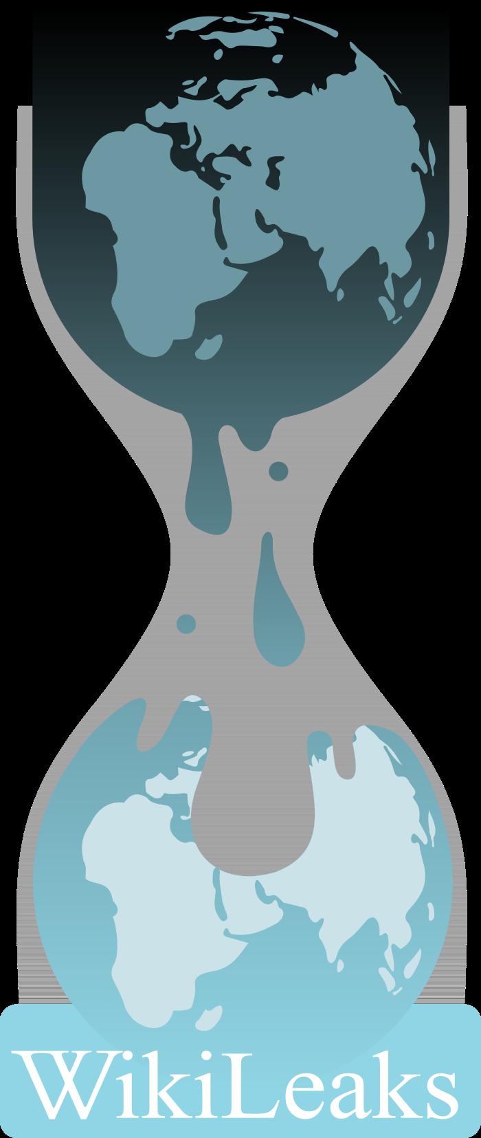 wikileaks logo.