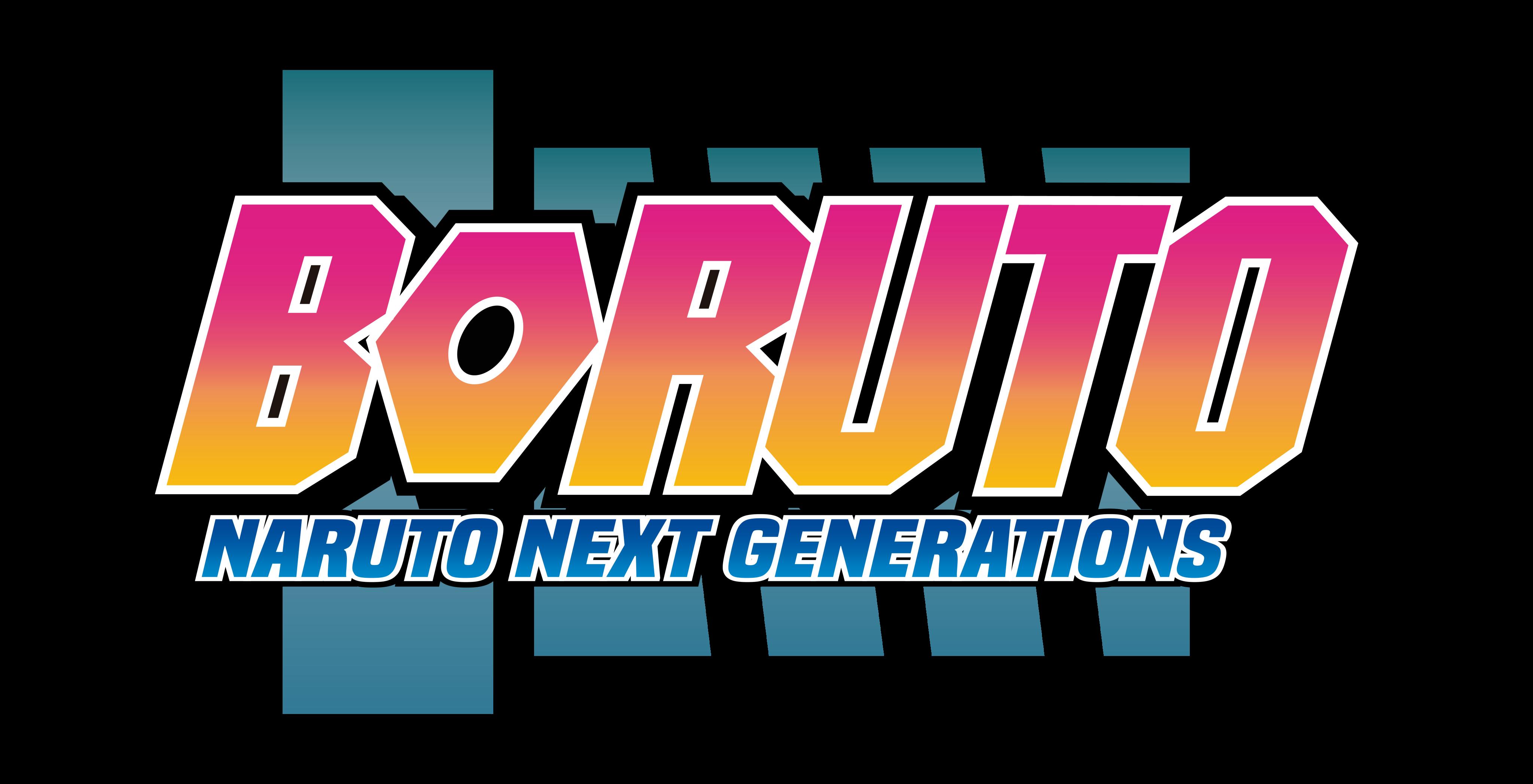 boruto logo 5 - Boruto Logo
