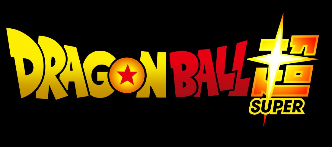 Dragon Ball Super logo.