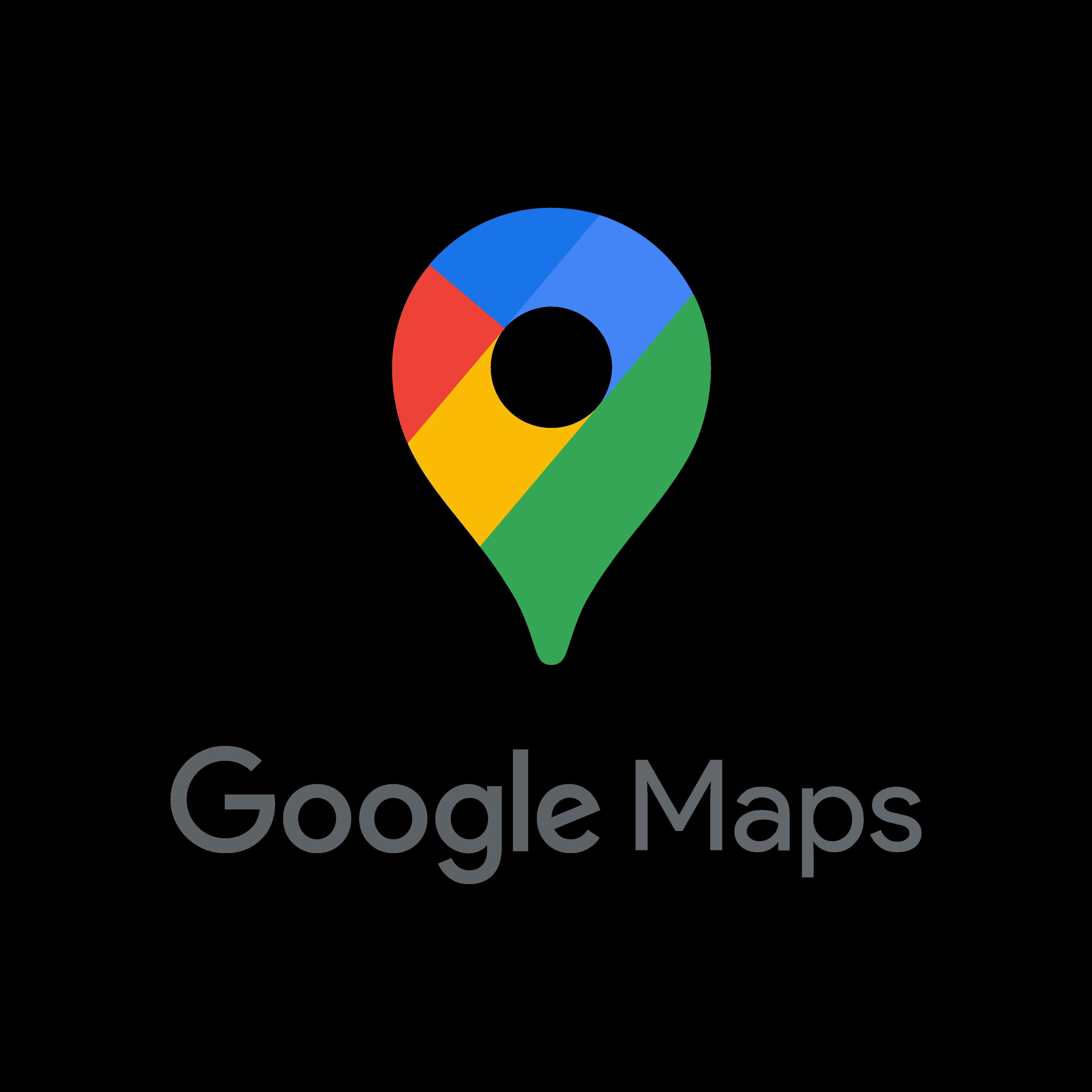 google maps logo 0 - Google Maps Logo