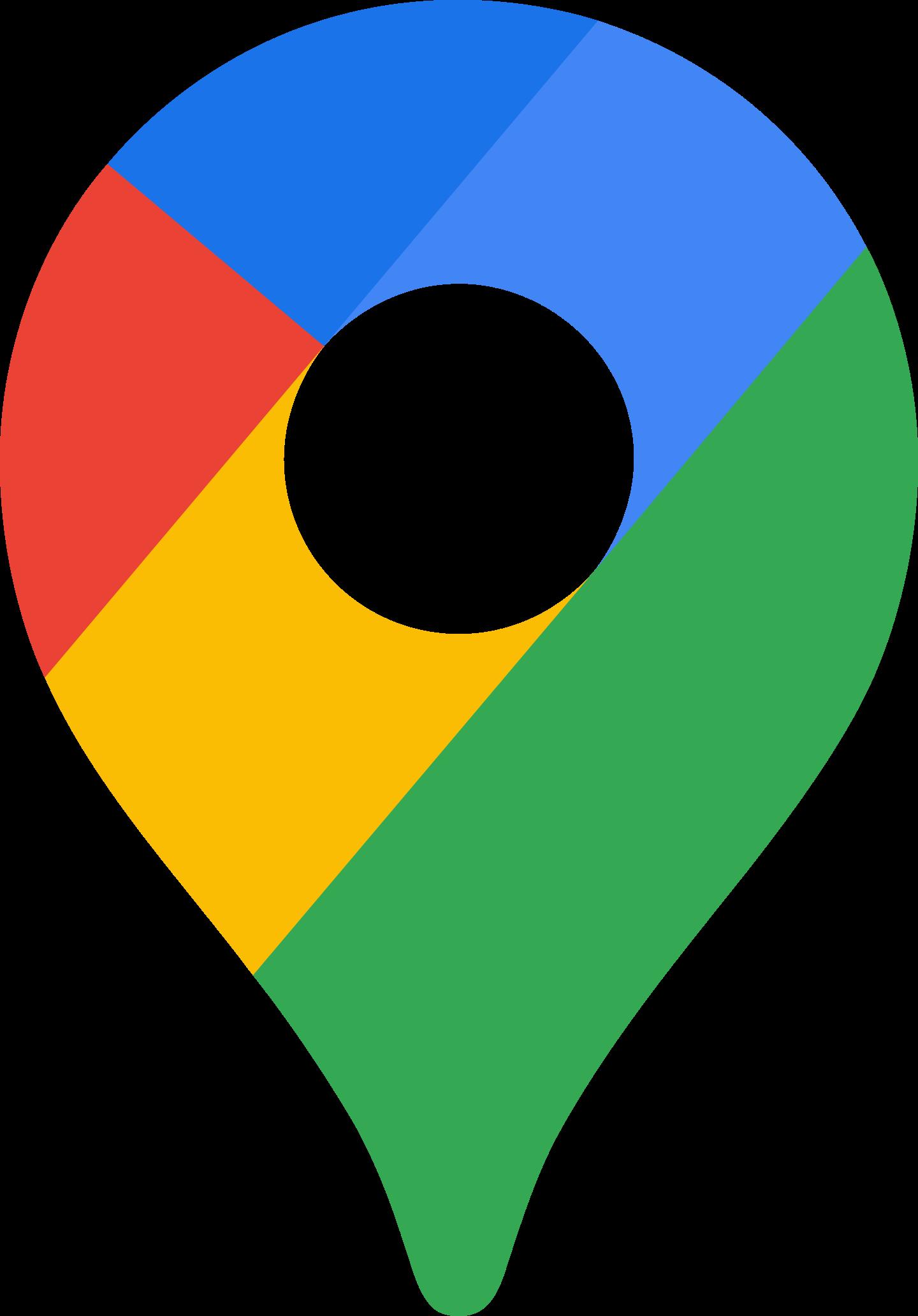 google maps logo 4 1 - Google Maps Logo
