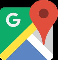 Google Maps Logo icone.