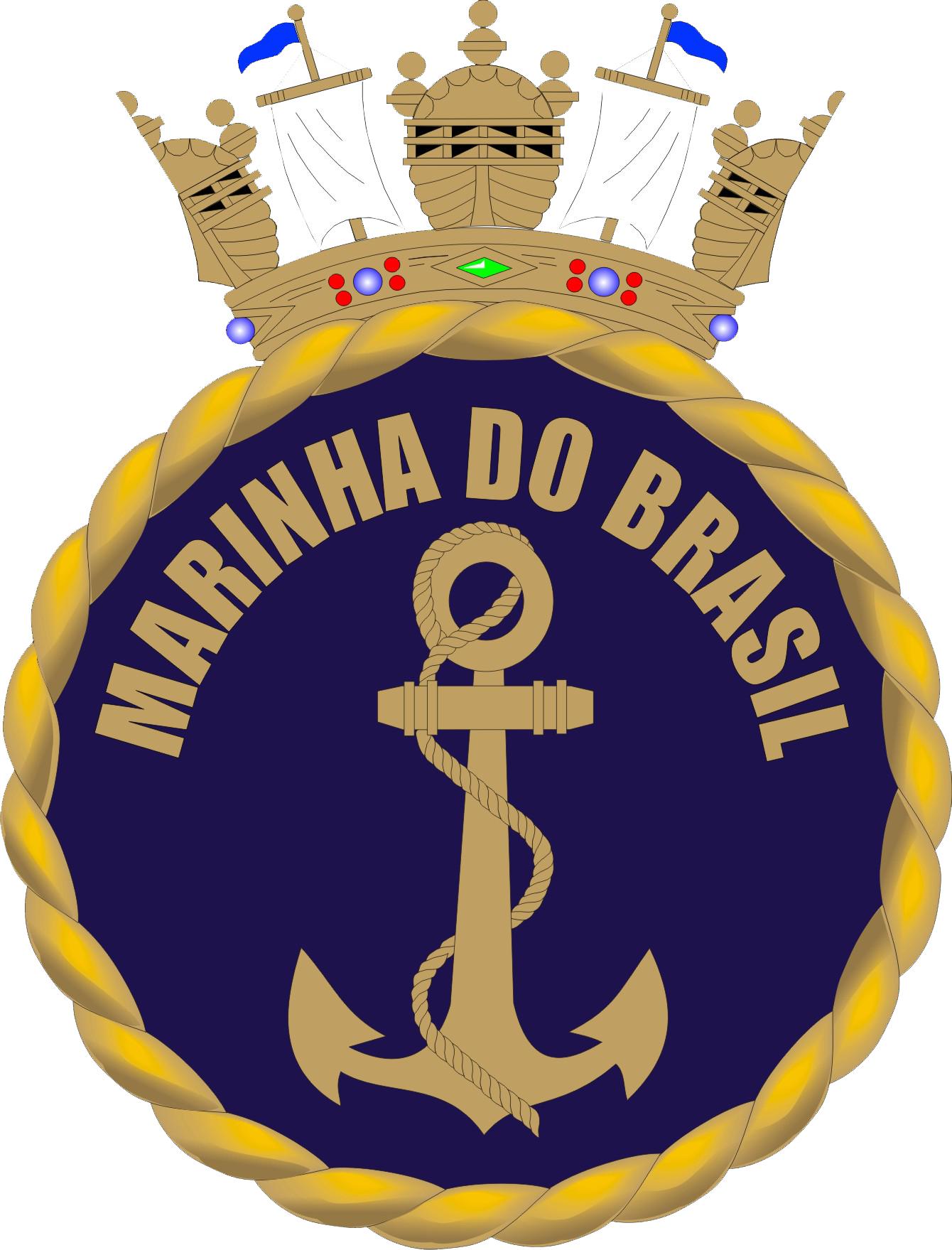 Marinha do Brasil Logo.