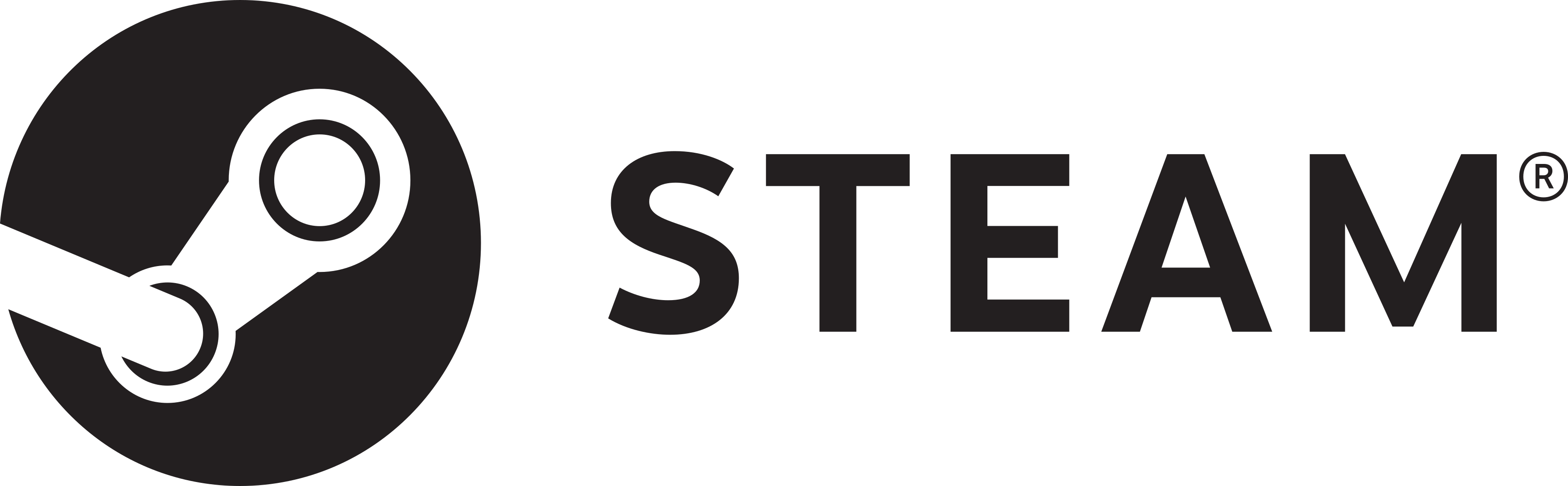 Steam Logo.