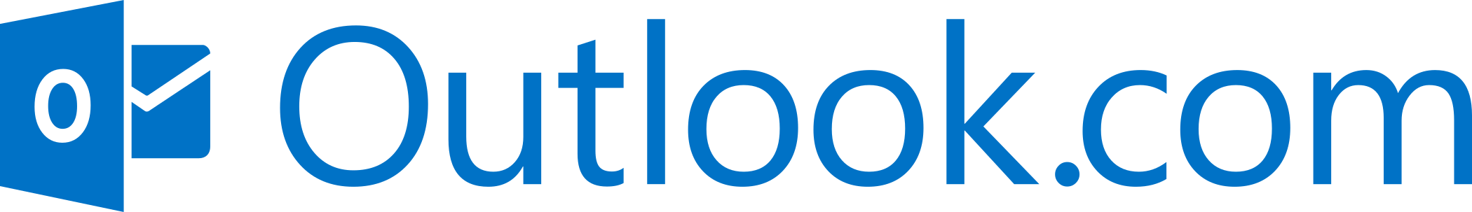 Outlook logo.