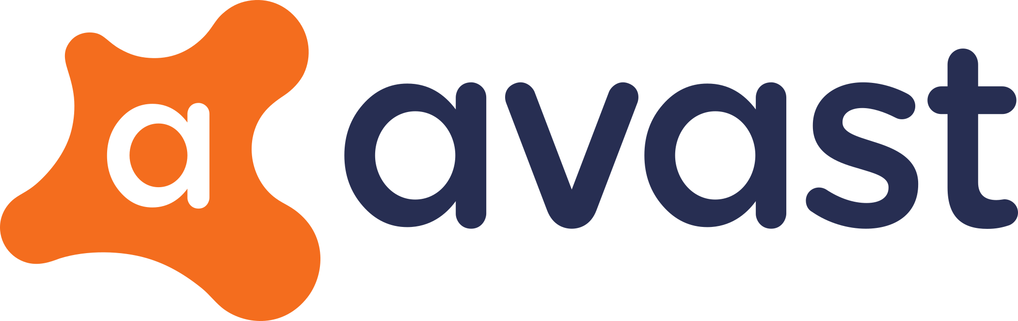 avast logo 2 - Avast Logo