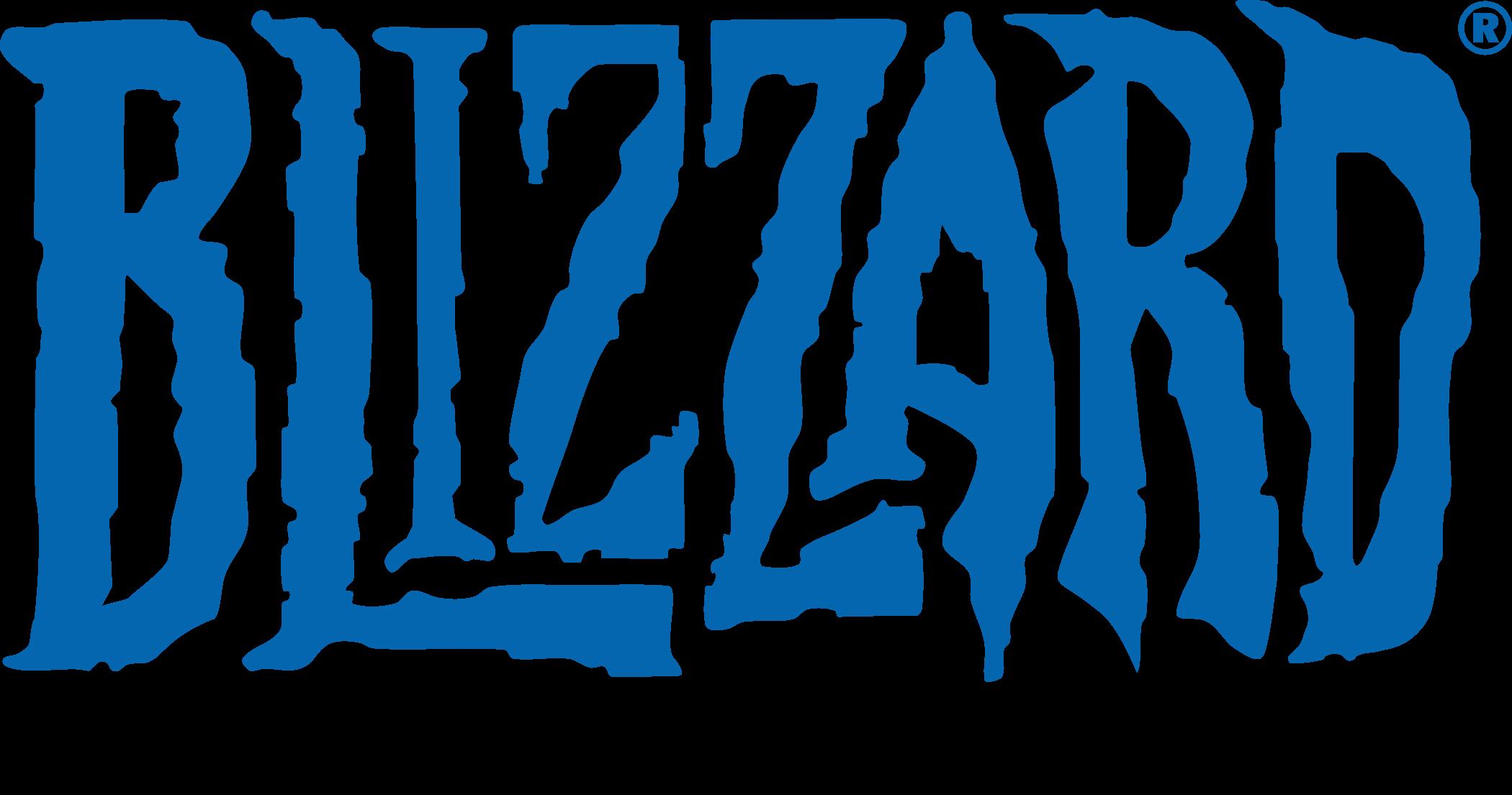 blizzard logo 2 - Blizzard Entertainment Logo