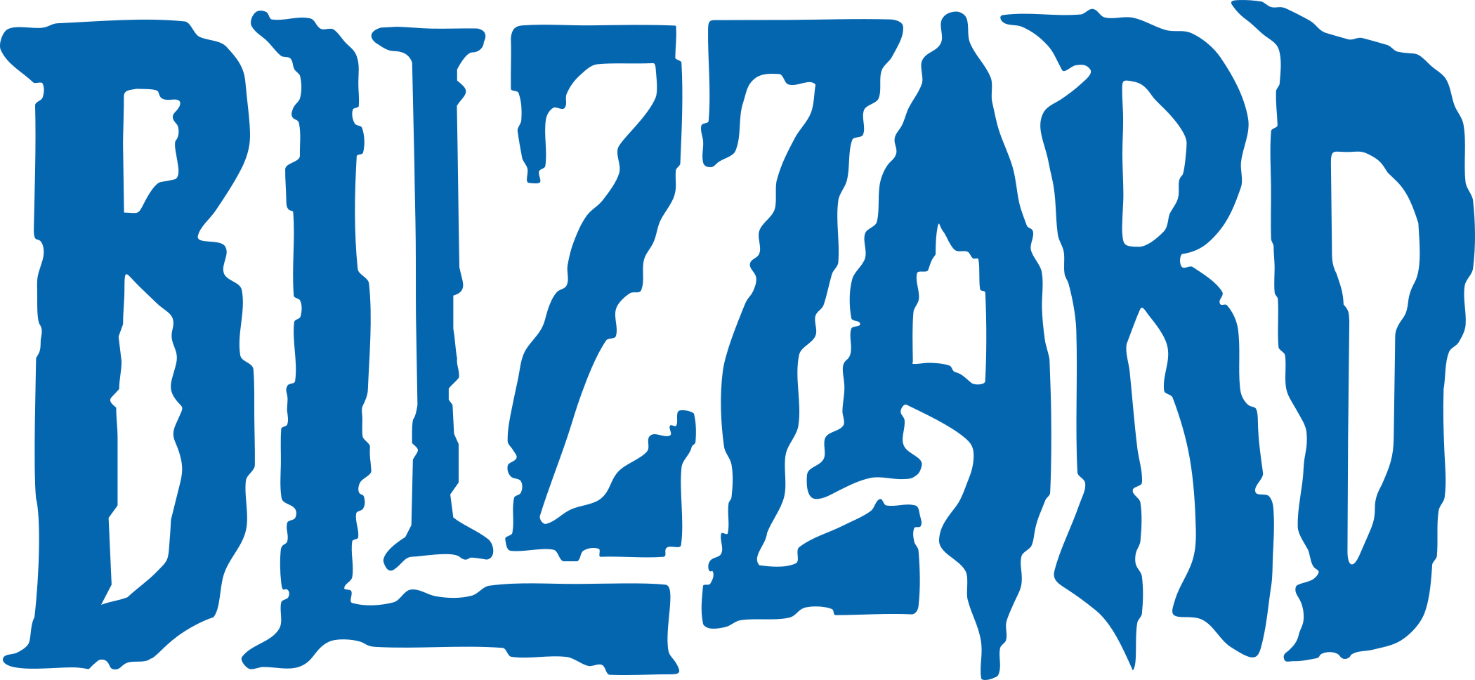 blizzard logo 3 - Blizzard Entertainment Logo