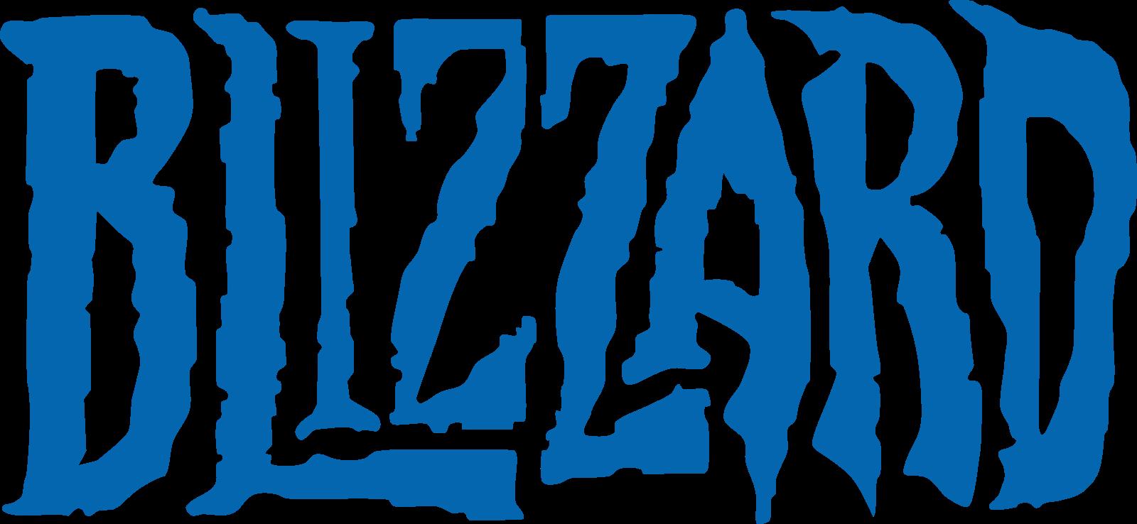 blizzard logo 5 - Blizzard Entertainment Logo