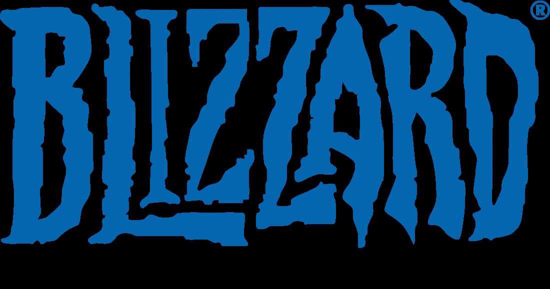 blizzard logo 6 - Blizzard Entertainment Logo