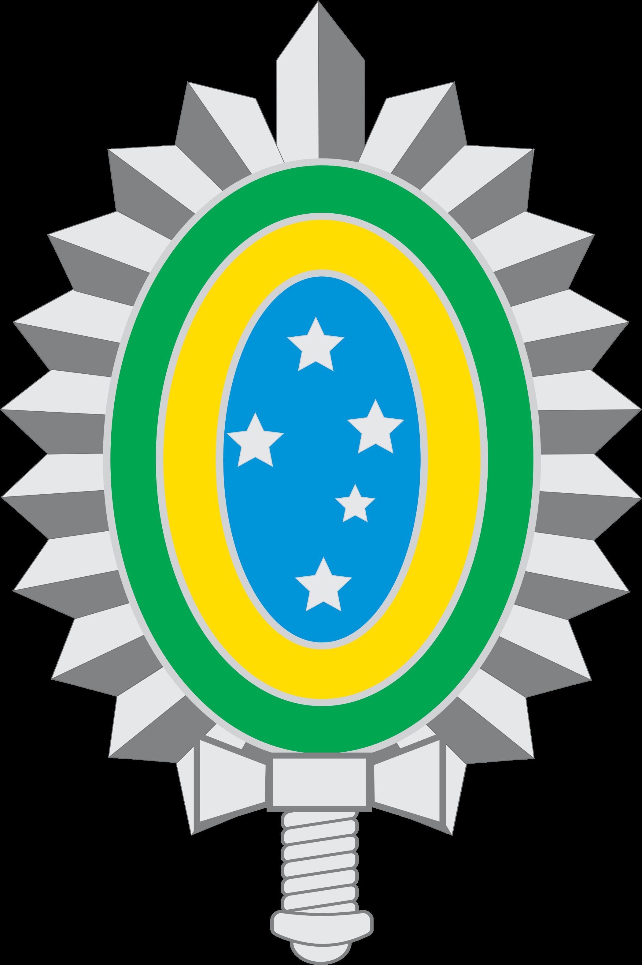 Exército do Brasil Logo – Exército Brasileiro Logo - PNG e Vetor - Download  de Logo