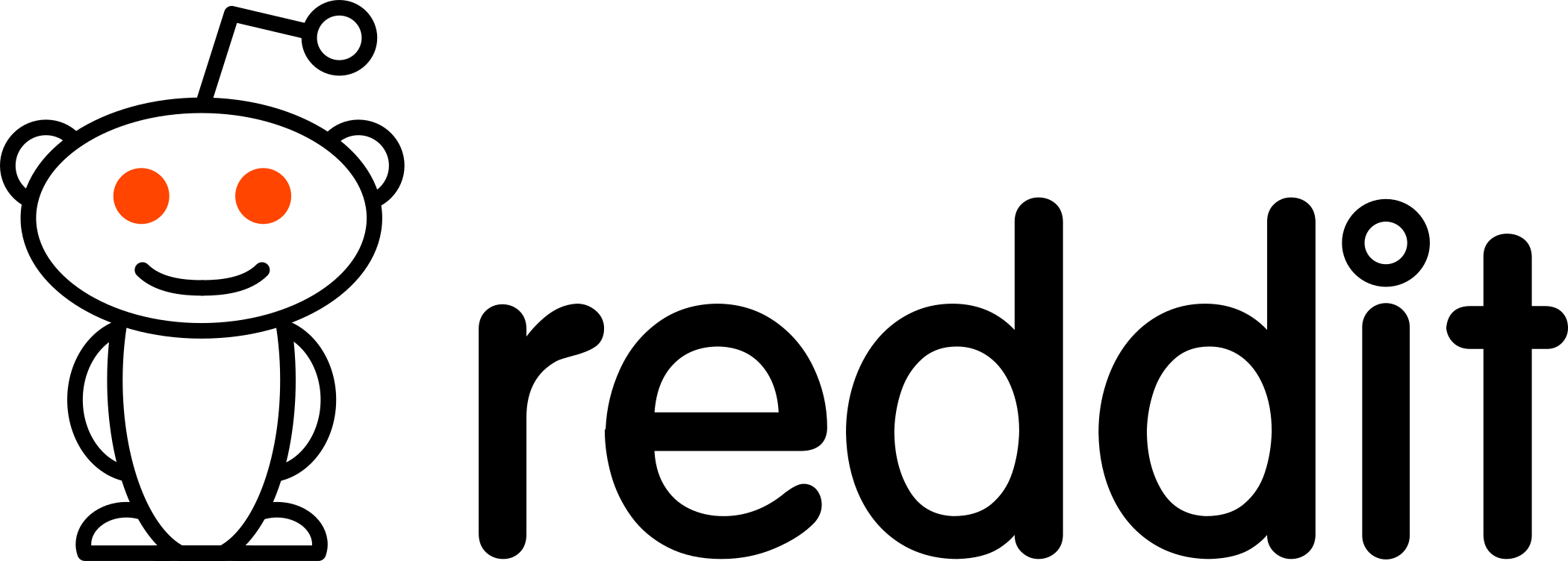 reddit logo 3 - Reddit Logo