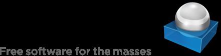 Roundcube logo.