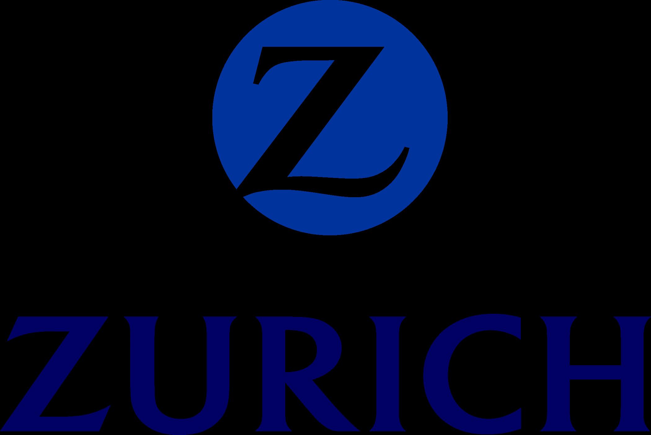 zurich logo 1 - Zurich Logo