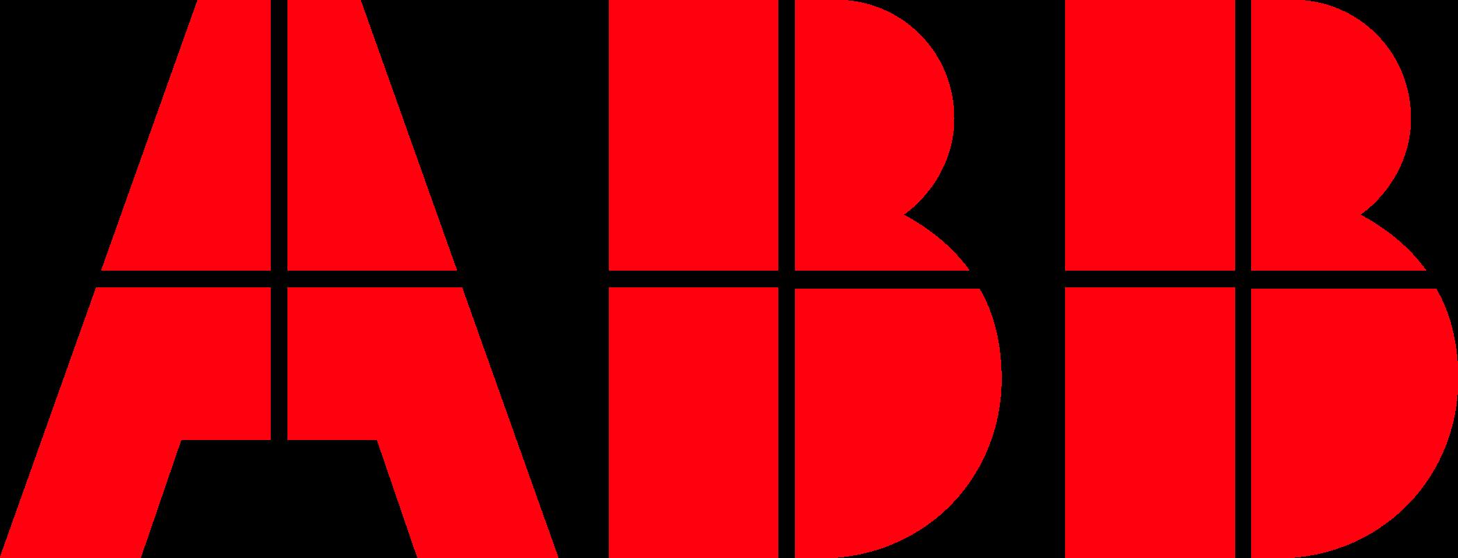 abb logo 1 - ABB Logo