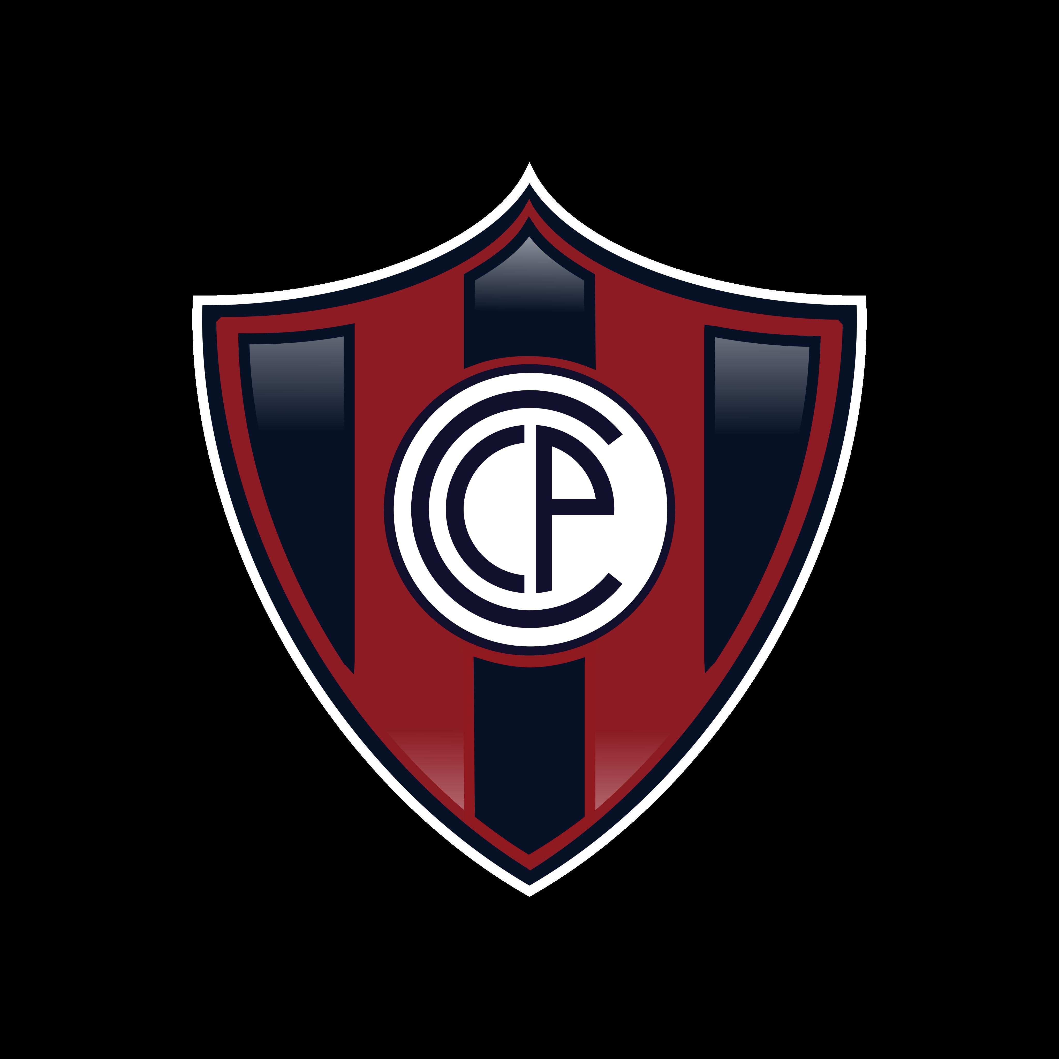 cerro porteno logo 0 - Cerro Porteño Logo - Escudo