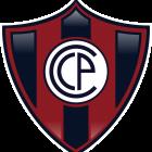 Cerro Porteño Logo, escudo.