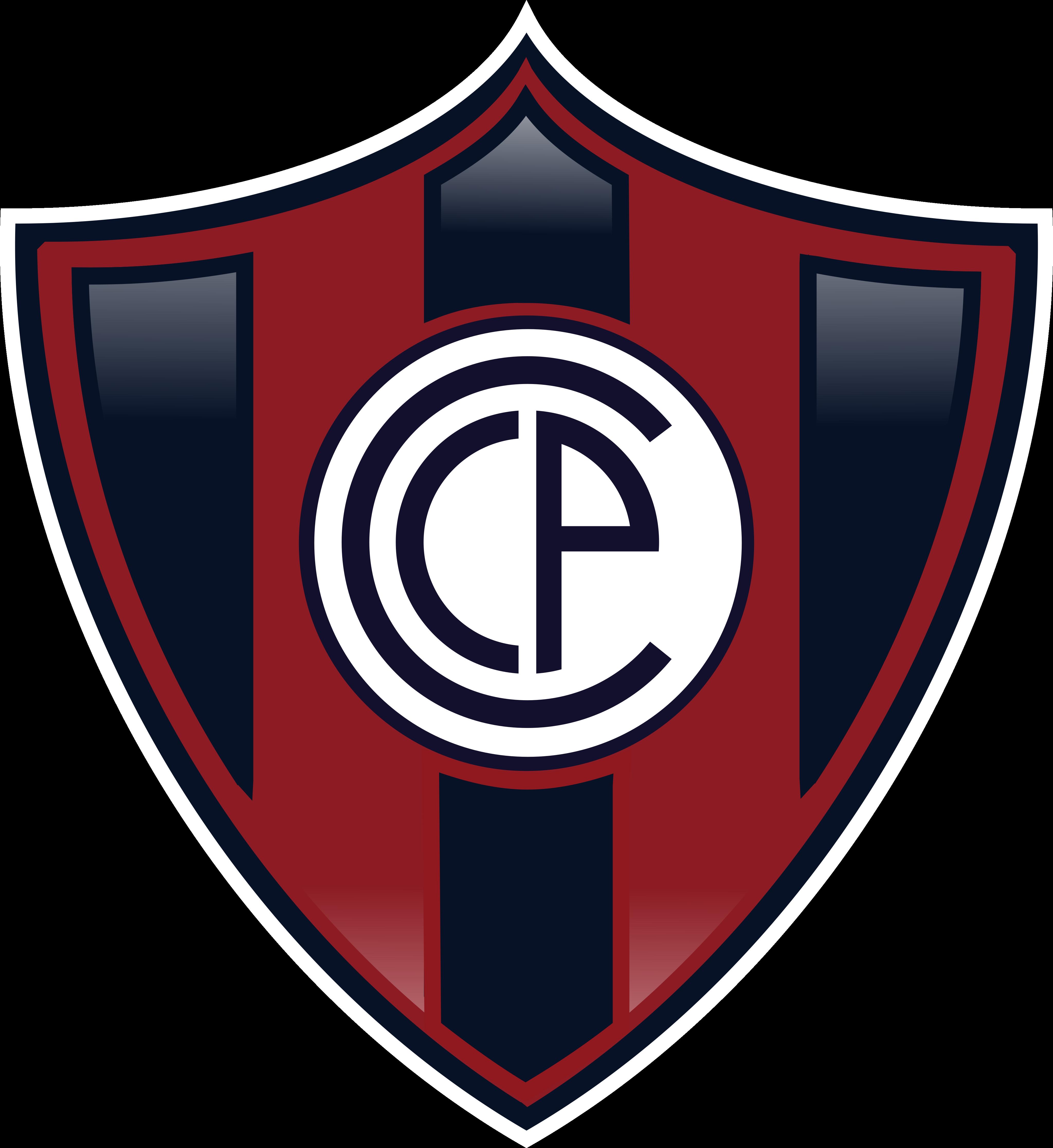 cerro porteno logo 8 - Cerro Porteño Logo - Escudo