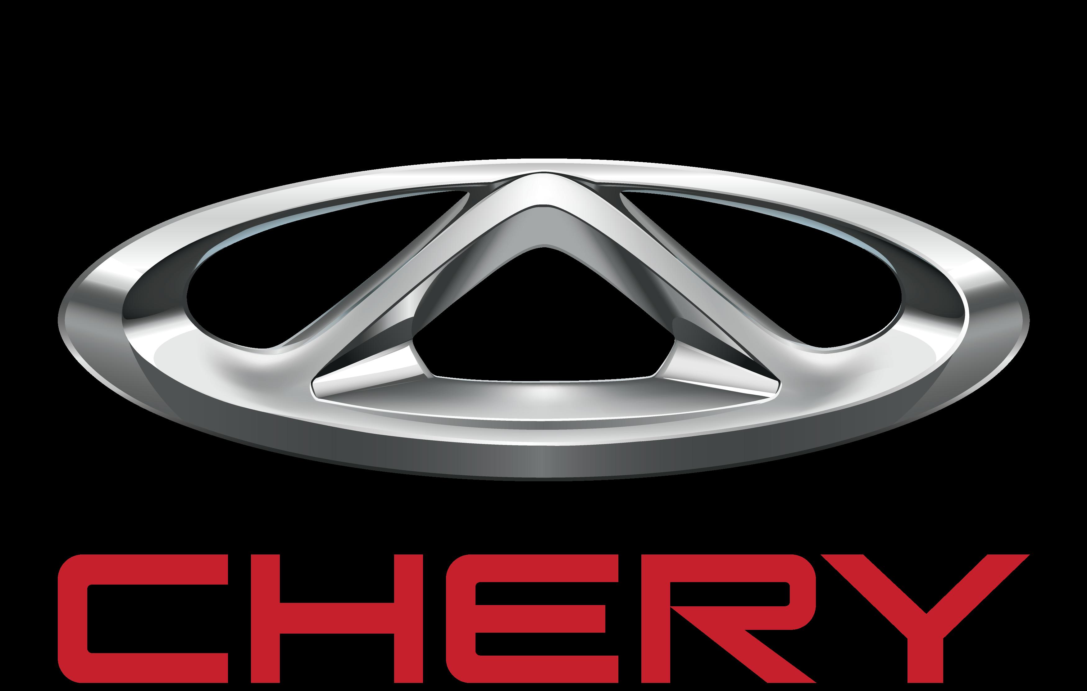 Chery logo.