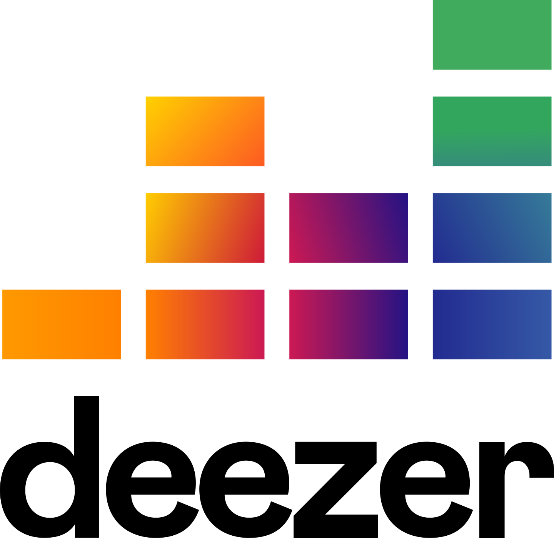 deezer logo 3 1 - Deezer Logo