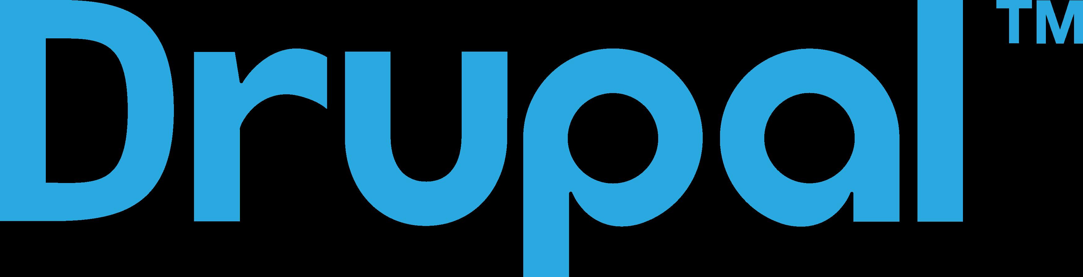 Drupal Logo.